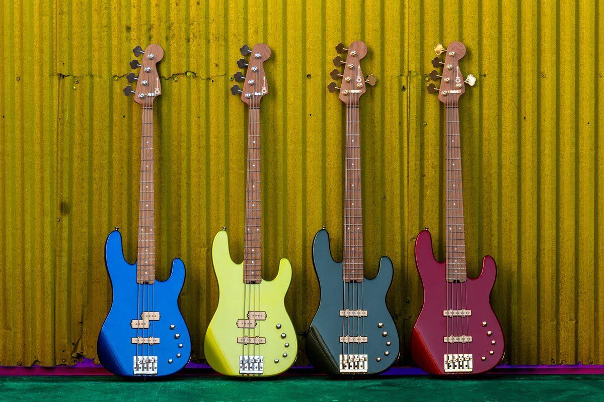 Gitary basowe Charvel Pro-Mod San Dimas