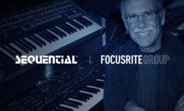 Focusrite kupił firmę Sequential