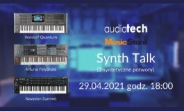 Audiotech zaprasza na Synth Talk