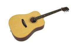 T.Burton by Kisielewski LE 2006 W – test gitary akustycznej