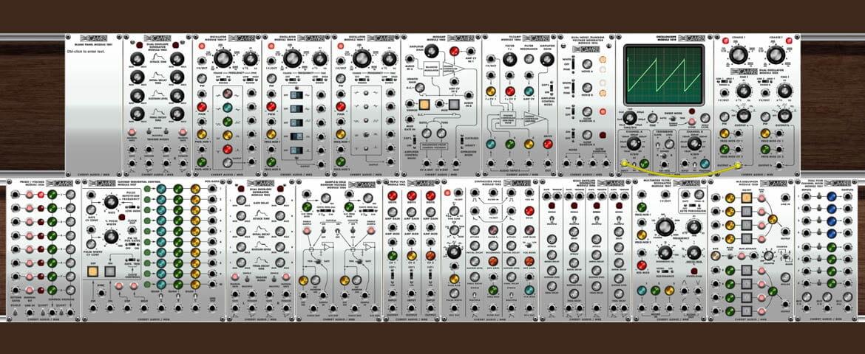 Cherry Audio VM2500 Collection dla Voltage Modular
