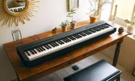 Pianino cyfrowe Yamaha P-45 – przypomnienie najważniejszych cech