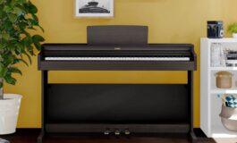 Pianina cyfrowe Yamaha Arius i ich możliwości