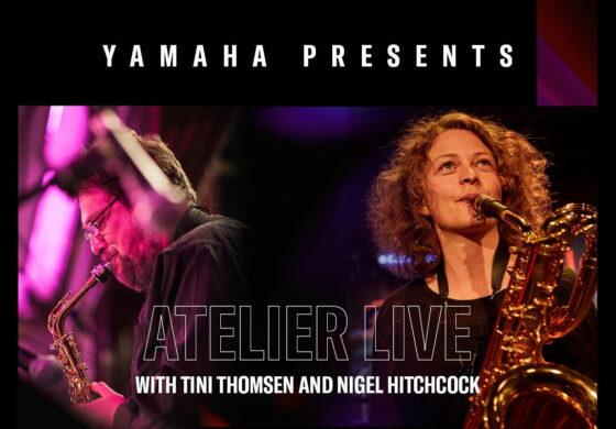 Warsztaty saksofonowe Yamaha z Tini Thomsen i Nigelem Hitchcockiem