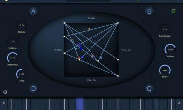 VirSyn Cube Synth Pro – syntezator dla iPada