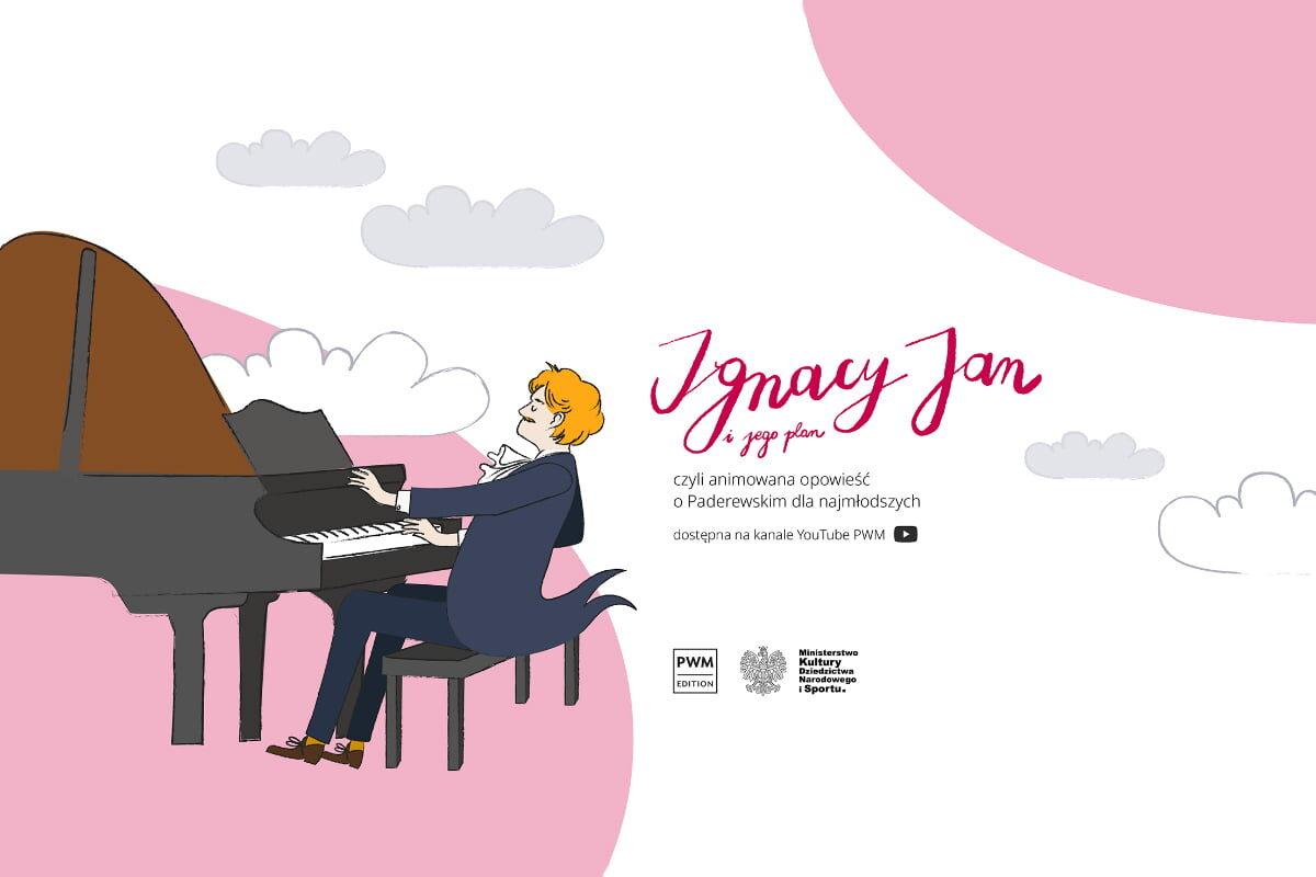 """""""Ignacy Jan i jego plan"""" – Paderewski dla najmłodszych"""
