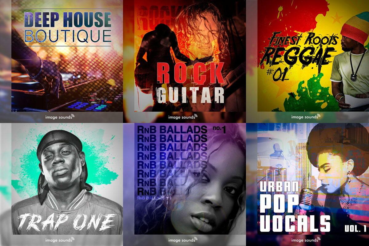 Nowe biblioteki Image Sounds dla Cubase i Nuendo