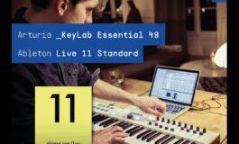 Arturia KeyLab Essential 49 + Ableton Live 11 Standard – promocja
