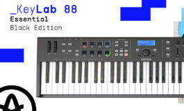 Arturia KeyLab Essential 88 Black Edition