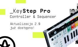 Arturia KeyStep Pro v2.0 – nowy firmware