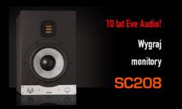 Wygraj monitory SC208 na urodziny EVE Audio