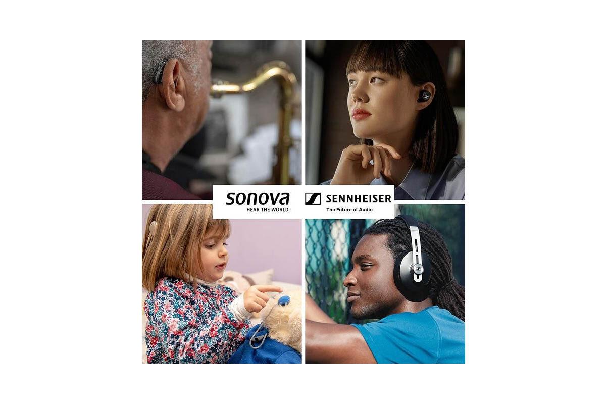 Sonova kupi dział produktów konsumenckich Sennheiser