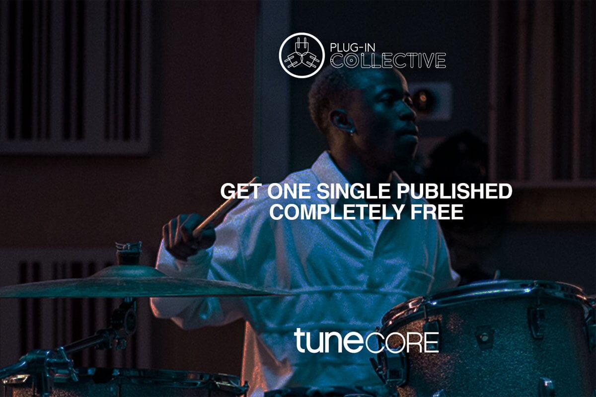 Focusrite Plug-in Collective: TuneCore