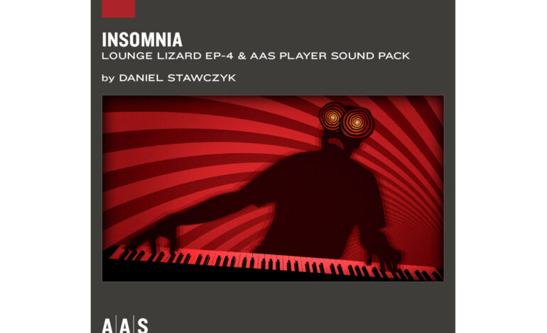 Insomnia – biblioteka dla AAS Lounge Lizard EP-4