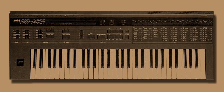 Muzyczny skansen: Korg DW-8000