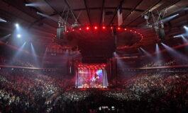 Foo Fighters z L-Acoustics w Nowym Jorku