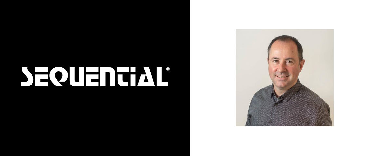 David Gibbons dyrektorem generalnym Sequential LLC