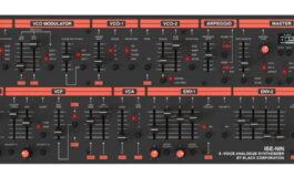 Black Corporation ISE-NIN – nowy syntezator analogowy