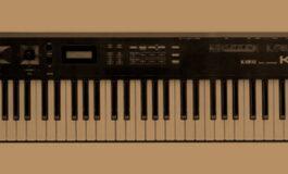 Muzyczny skansen: Kawai K1 II