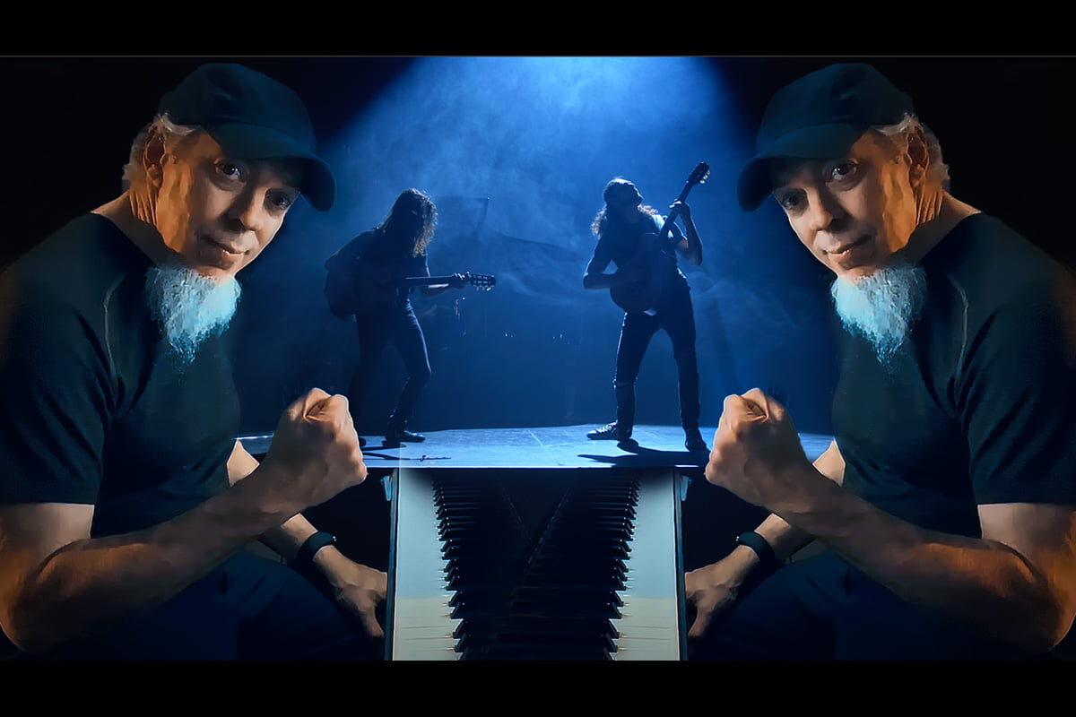 """Opal Ocean i Jordan Rudess w utworze """"Polycephaly"""" (wideo)"""