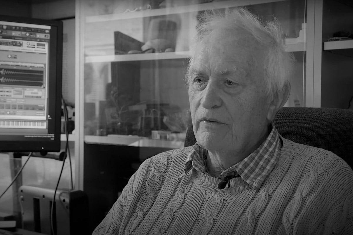 Peter Zinovieff i syntezatory EMS – wspomnienie