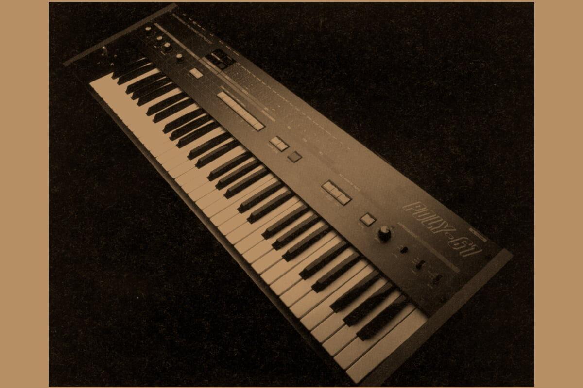 Muzyczny skansen: Korg Poly 61