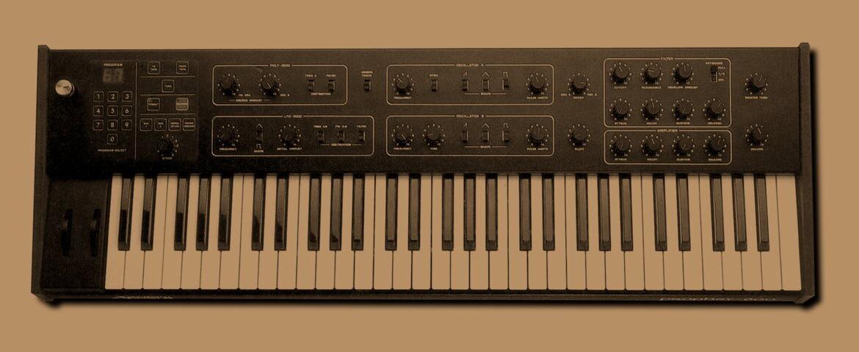 Muzyczny skansen: Sequential Circuits Prophet 600