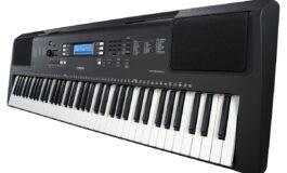 Yamaha PSR-EW310 – domowy keyboard dla każdego