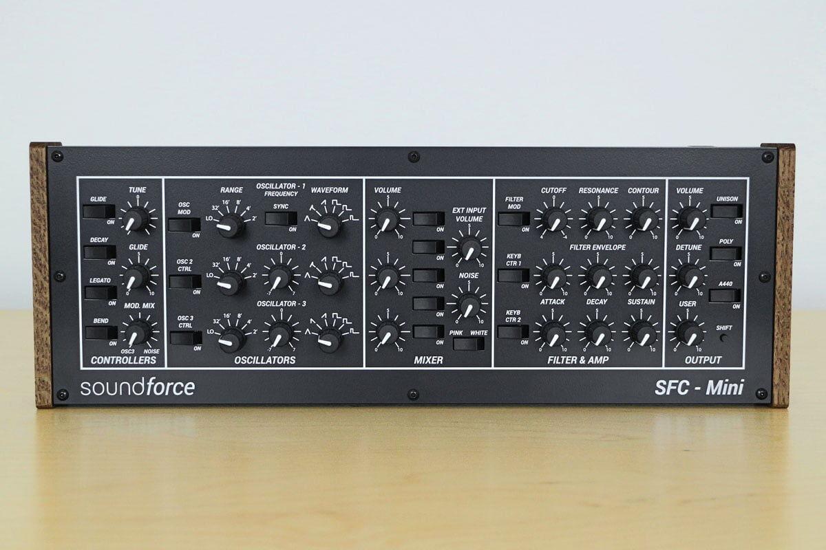 SoundForce SFC-Mini V3 – nowy kontroler MIDI