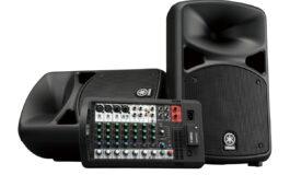 Yamaha STAGEPAS – wielofunkcyjne systemy PA