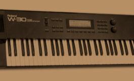Muzyczny skansen: Roland W-30
