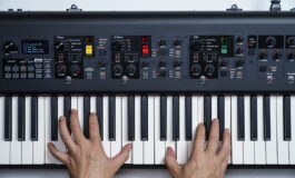 Yamaha CP88 i CP73 – nowy firmware V1.41