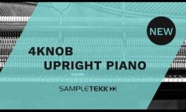 SampleTekk 4Knob Upright – wirtualne pianino dla Steinberg HALion