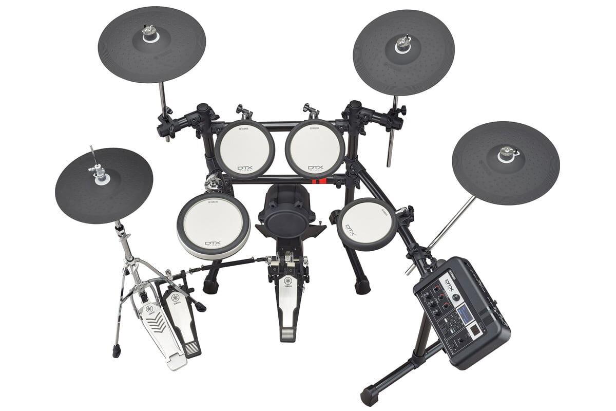 Perkusje elektroniczne Yamaha DTX6 – najważniejsze cechy