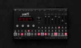 LXR-02 – syntezator perkusyjny od Sonic Potions i Erica Synths
