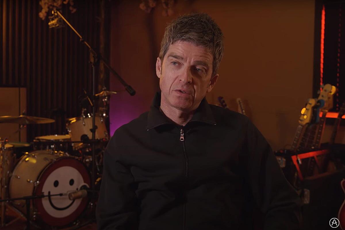 Noel Gallagher o pisaniu piosenek i pakiecie Arturia V Collection 8