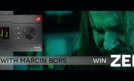 "Konkurs ""re:MIX z Marcinem Borsem"" – do wygrania produkty Antelope Audio"