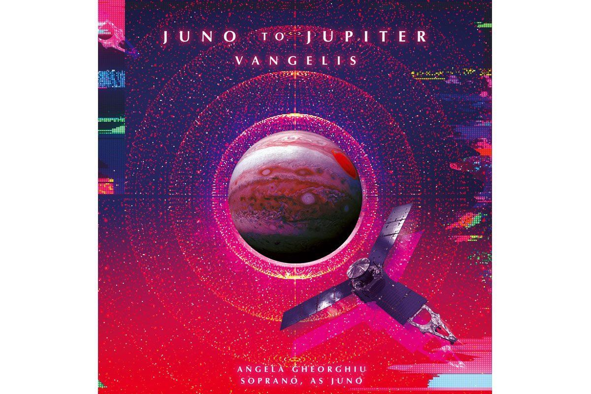 """Vangelis """"Juno to Jupiter"""" – muzyczna podróż w kierunku Jowisza"""