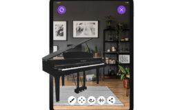 Clavinova Space – nowa aplikacja firmy Yamaha