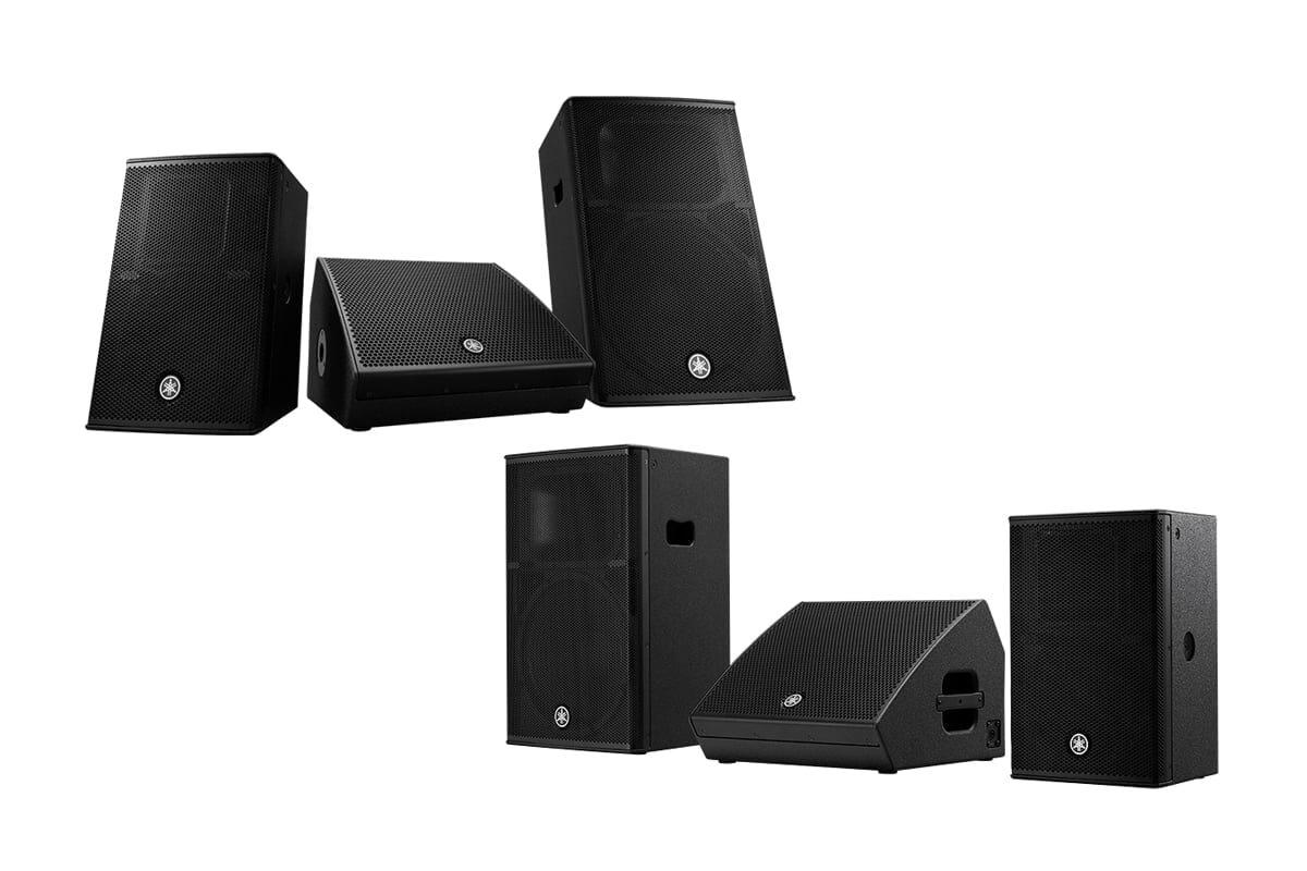 Yamaha DHR i CHR – nowe serie zestawów głośnikowych