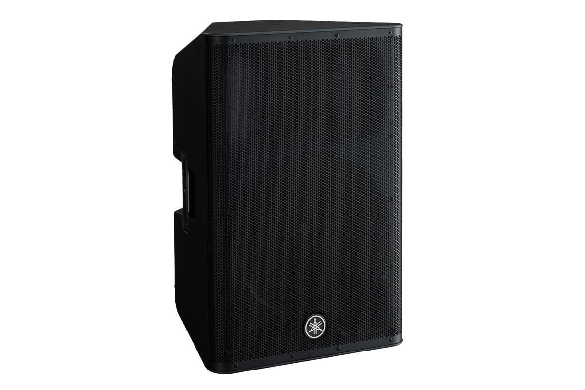 Yamaha DXR mkII – przegląd zestawów głośnikowych
