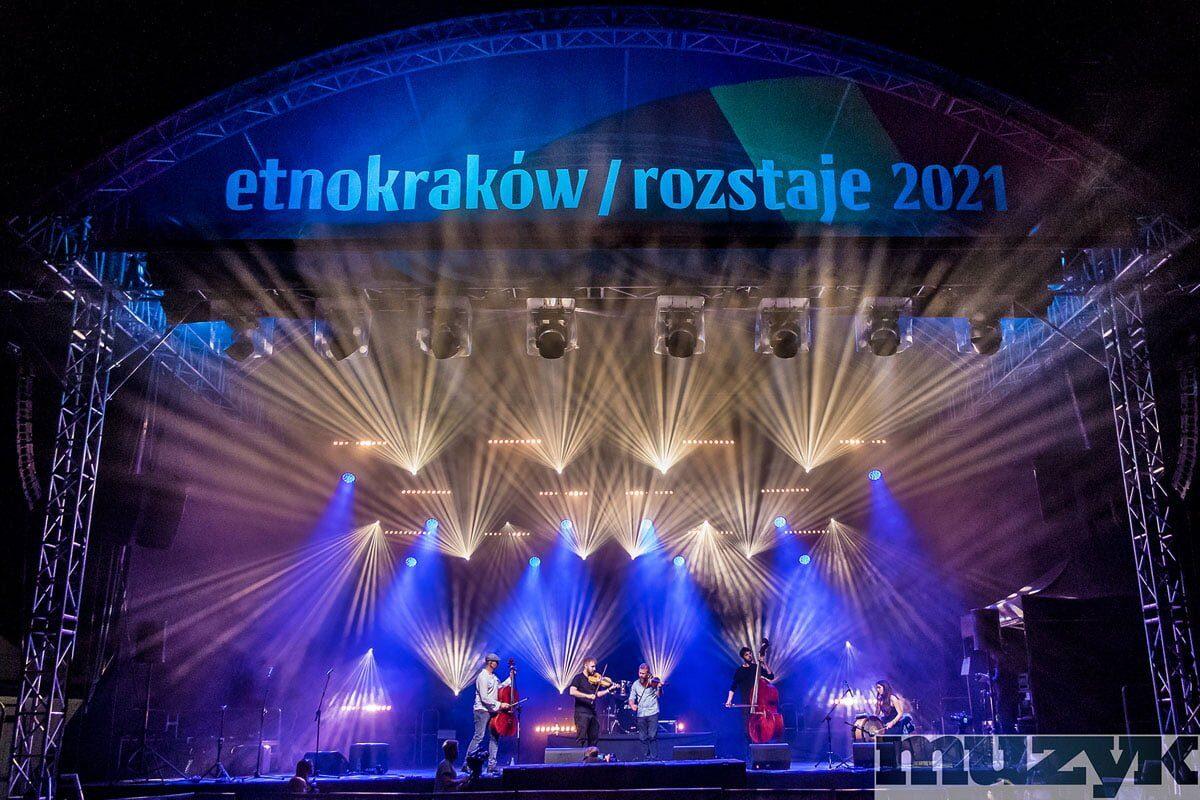 EtnoKraków/Rozstaje 2021 – Percival, Zawierucha, Daj Ognia