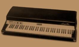 Muzyczny skansen: Rhodes Stage Piano Seventy Three