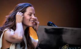 Hania Rani zagrała w Krakowie w ramach cyklu Letnie Brzmienia