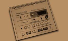 Muzyczny skansen: Roland MSQ-700