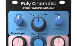 Knobula Poly Cinematic – syntezator w formacie Eurorack