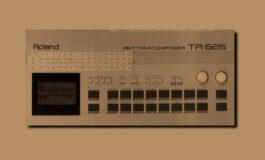 Muzyczny skansen: Roland TR-626