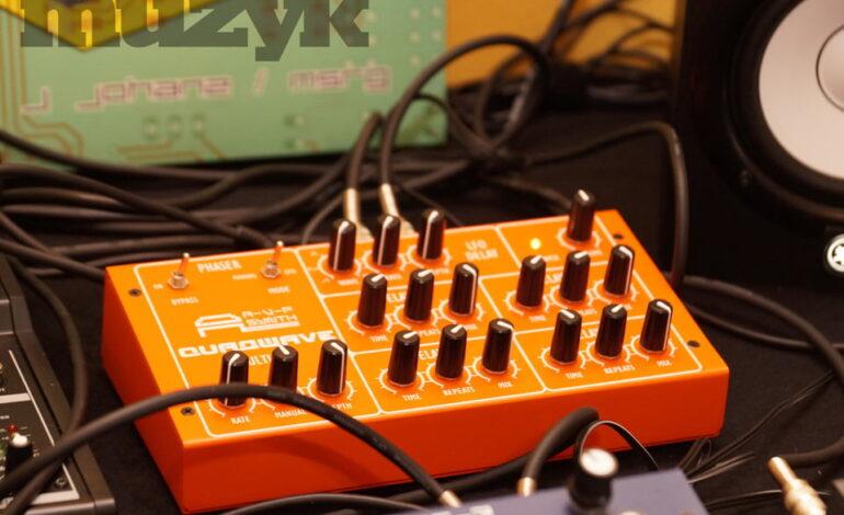 AVP Synth Quadwave Multi FX