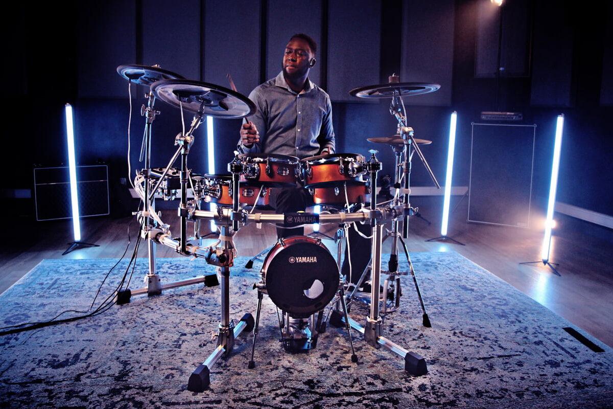 DTX10 i DTX8 – nowe perkusje elektroniczne marki Yamaha