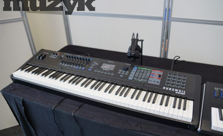 Kurzweil K2700